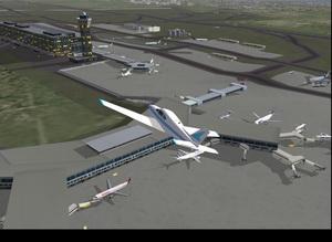 FLIGHTGEAR simulátor 2